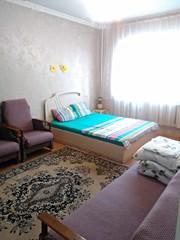 Отличная просторная квартира нелорого посуточно в Алматы