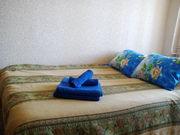 Абая-Жарокова,  посуточно 1 комнатная квартира