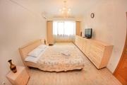 1-комнатная ЛЮКС квартира посуточно в самом центре Алматы