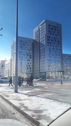 Сдам посуточно новую 1 комн квартиру на Левом берегу в районе ЭКСПО
