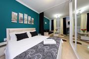 Квартира с необычным дизайном на Тимирязева 80
